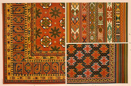 bukhara silk carpets
